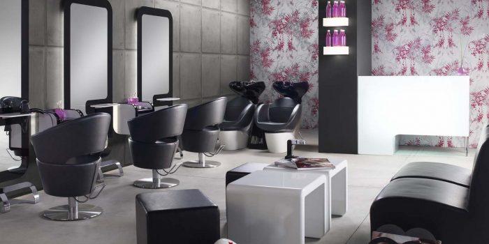 طراحی دکوراسیون آرایشگاه مردانه